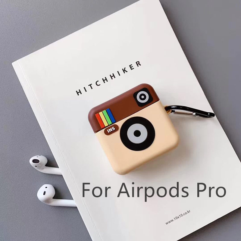 LoveRony 3D Silicone Case for AirPods Pro 4