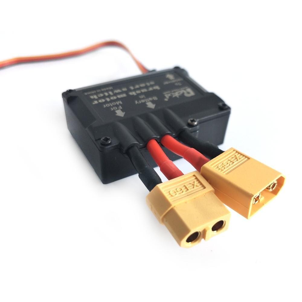RCEXL Interruptor de Arranque Elétrico Do Motor da Escova Versão 2.0 XT60 70A Plug