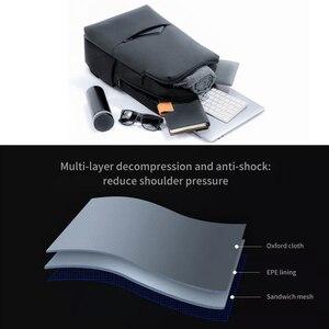Image 4 - Original Xiaomi classique affaires sac à dos 2 génération 15.6 pouces étudiants ordinateur portable sac à bandoulière unisexe voyage en plein air