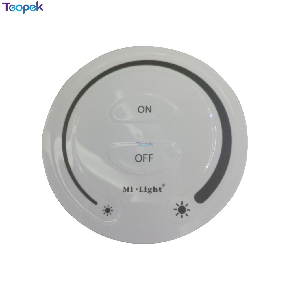 MiBoxer FUT087 Touch Dimming <font><b>Remote</b></font> Controller Adjust Brightness 2.4G wireless <font><b>LED</b></font> <font><b>Dimmer</b></font> For <font><b>LED</b></font> Bulb Controller image