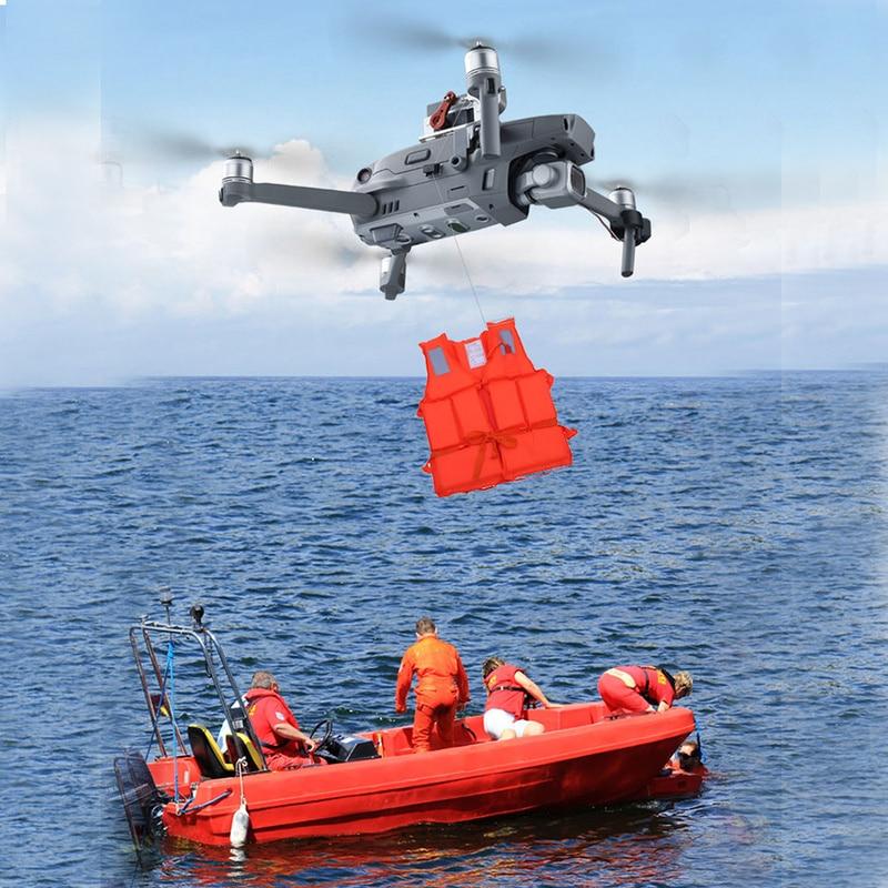 Mavic2 Дрон, система сброса воздуха, свадебное кольцо, подарок, аварийная доставка, спасательная Рыбалка для DJI Mavic 2 Pro/Zoom