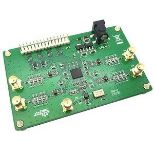 AD9959 quatro-canal módulo de geração de sinal de alta-velocidade DDS fonte de sinal de RF 200MHz saída de balun
