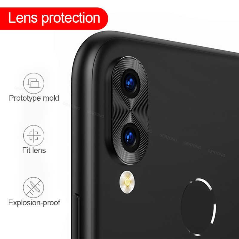الفاخرة كاميرا حامي عدسة حلقة تصفيح الألومنيوم ل Xiaomi Redmi ملاحظة 7 كاميرا حالة حلقة الغطاء الواقي ل Redmi Note7 برو