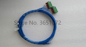 32 pieces of K Type Thermocouple Sensors for Applent AT4532 2 meters for each piece(China)