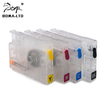 BOMA.LTD 953 952 954 955 711 932 933 950 951 Refillable ink Cartridge Without Chip For HP 8730 8735 7730 7720 8710 8715 8718 image