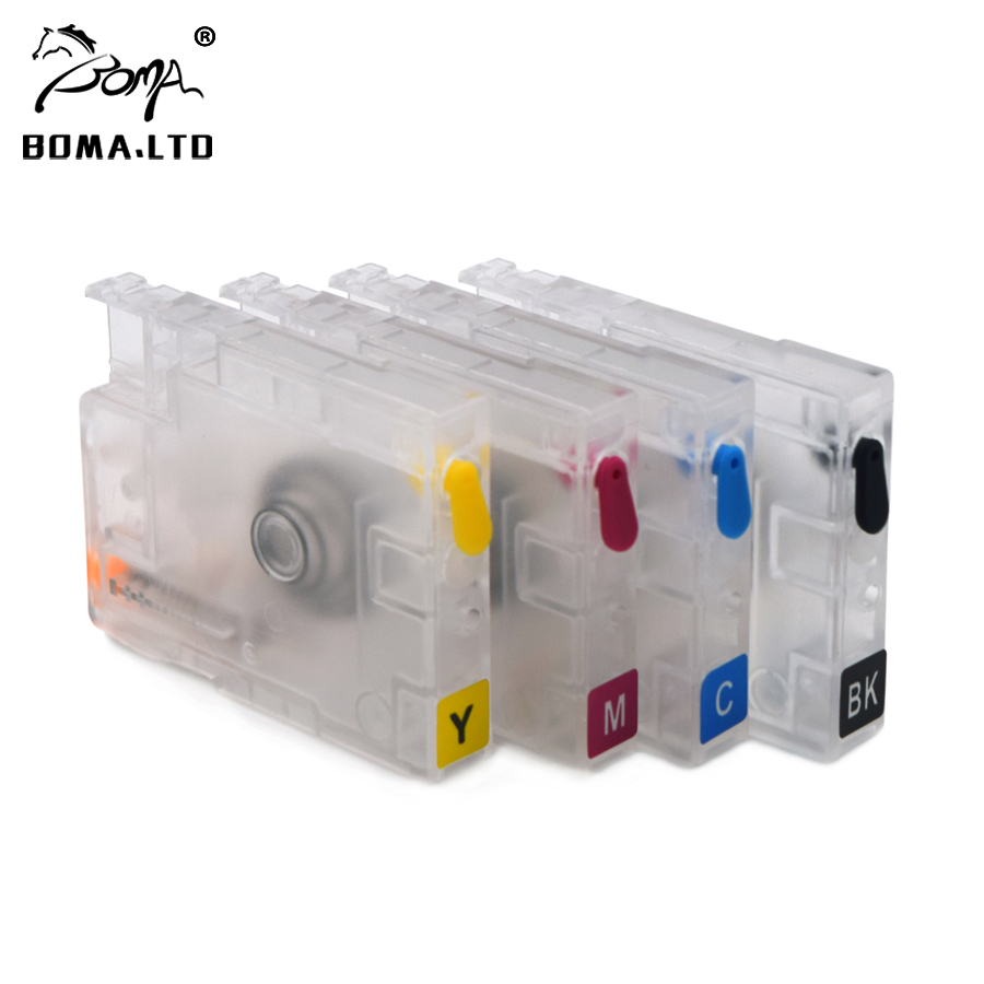 BOMA.LTD 953 952 954 955 711 932 933 950 <font><b>951</b></font> Refillable ink Cartridge Without Chip For <font><b>HP</b></font> 8730 8735 7730 7720 8710 8715 8718 image