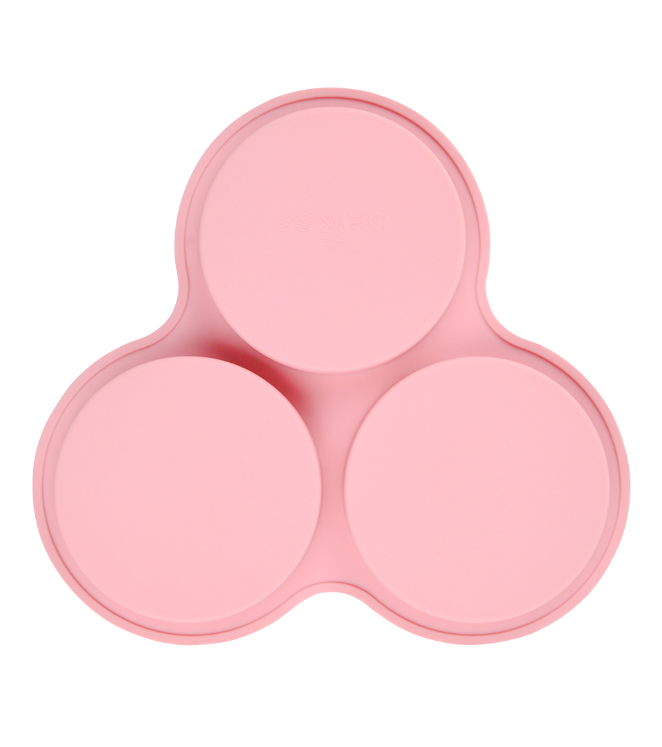 1SILIKOLOVE New 3D Round Silicone Candy Molds Cake Decorating Tools Silicone Mold Chocolate Mold_08