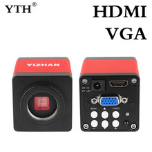 Microscope-Camera Output-Magnifier Video Repair Industry Hdmi-Vga Simultaneous 2K 1080P