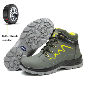 Image 4 - BAOLESEM Man Safety Shoes Mens Winter Safety Male Work Shoes Water proof Work Sneaker Anti smashing Safety Shoes for Men