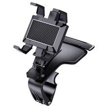 Bracket Car-Holder Control-Mount Mobile-Phone One-Hand-Operation 360-Degree Samsung