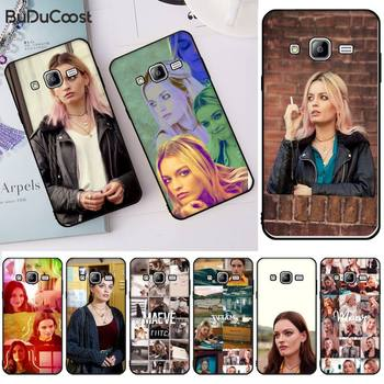 Emma Mackey Maeve Wiley Phone Case For Samsung J2 4 5 6 7 8 Prime Pro Plus Duo Neo J415 2016 8 9 J600 737 730 image