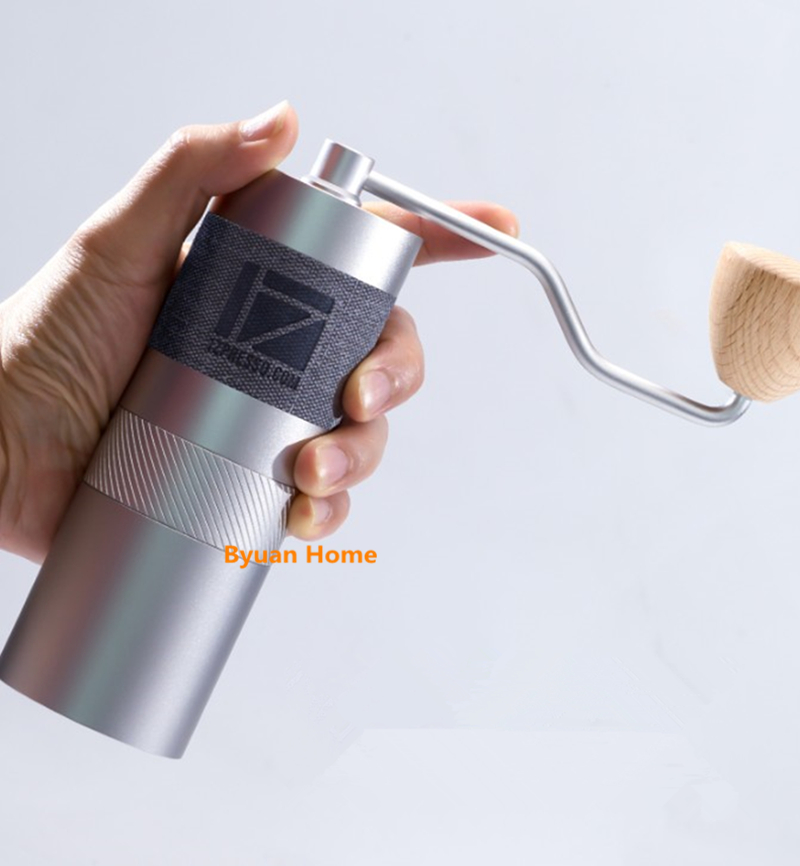 1pc New 1zpresso Jx 48mm Conical Burr Super Simply Portable Coffee Grinder Coffee Tank Coffee Mill Grinding Core Super Manual Coffee Bearing Recommend