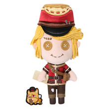 Clothing Cosplay Identity-V Change-Suit Dress-Up Game Plush-Doll Cute Xmas Grantz Victor