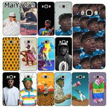 MaiYaCa Tyler The Creator meme Soft Phone Case For Samsung Galaxy J7 J6 J8 J4 J4Plus J7 DUO J7NEO J2 J7 Prime(China)