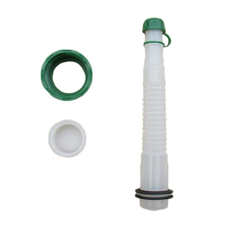 Spout+Parts Cap Kits Replacement For Rubbermaid Kolpin Gott Jerry Can Fuel Gas Flexible Fuel Spout With Cap Spout Stopper