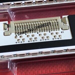 Image 4 - サム宋112 led 683ミリメートルUA55D7000LJ UA55D8000YJ LTJ550HQ09 H左 + 右 = 2個SLED MCPCB LED5030 22MM WIDTH 55 LEFT REV0.1