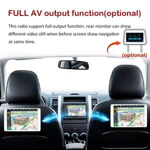 Image 4 - PX6 Car radio 1 Din Android 10 dvd GPS autoradio For Mercedes Benz B200/A B Class/W169/W245/Viano/Vito/W639/Sprinter W906 Audio