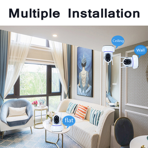 Image 2 - DAYTECH IP Camera 3 Antenna Security Camera 1080P Wifi Camera CCTV Detection Movement Camera (DT C8826)