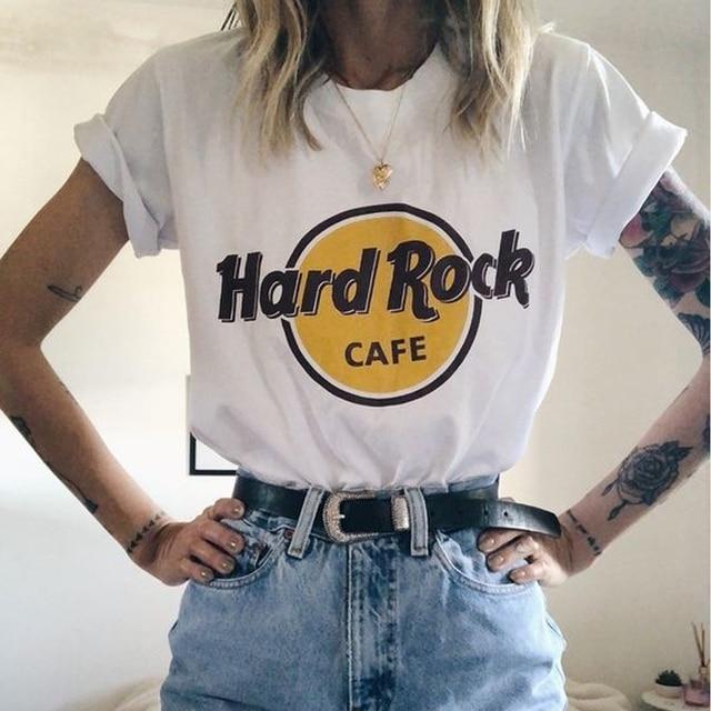 Hard Rock Cafe T Shirt Tees , Shirts & Tops Women color: A|B