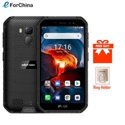 Ulefone Power X7 Pro NFC Android 10 IP69K ударопрочные мобильные телефоны, 4 Гб оперативной памяти, 32 Гб встроенной памяти, GPS мобильного телефона 4000mAh смартфон...
