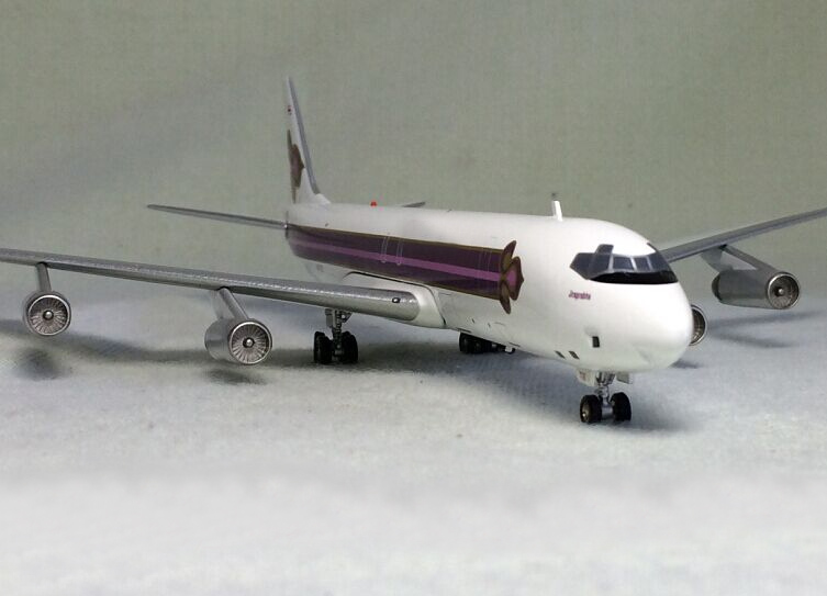 rare  Special Offer  1:200  Thailand  DC 8 62 HS TGS  Alloy Aircraft Model  Collection Model-in Diecasts & Toy Vehicles from Toys & Hobbies    1