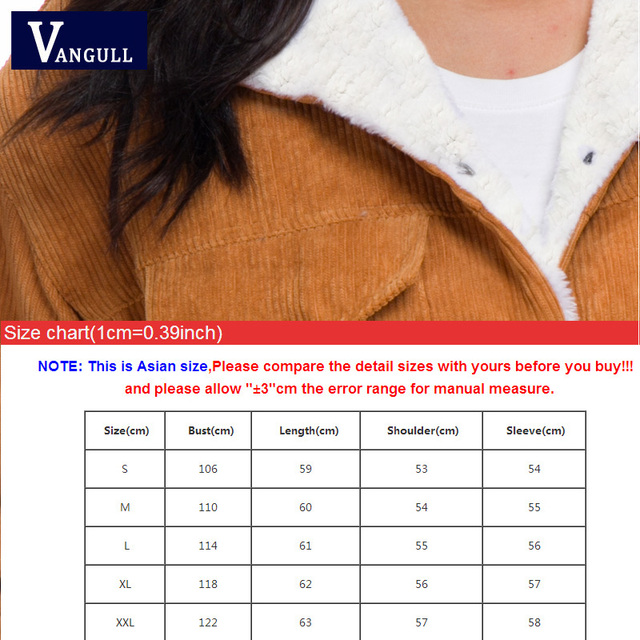 VANGULL Women Winter Jacket  5