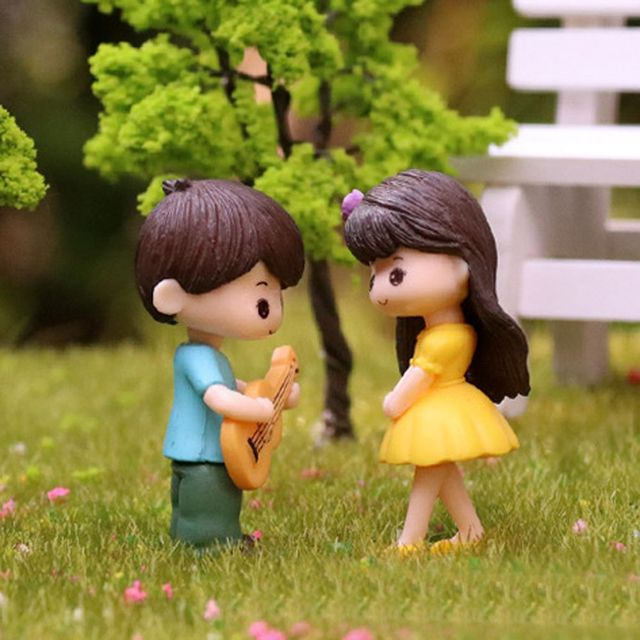 Cute Lover Couple 5