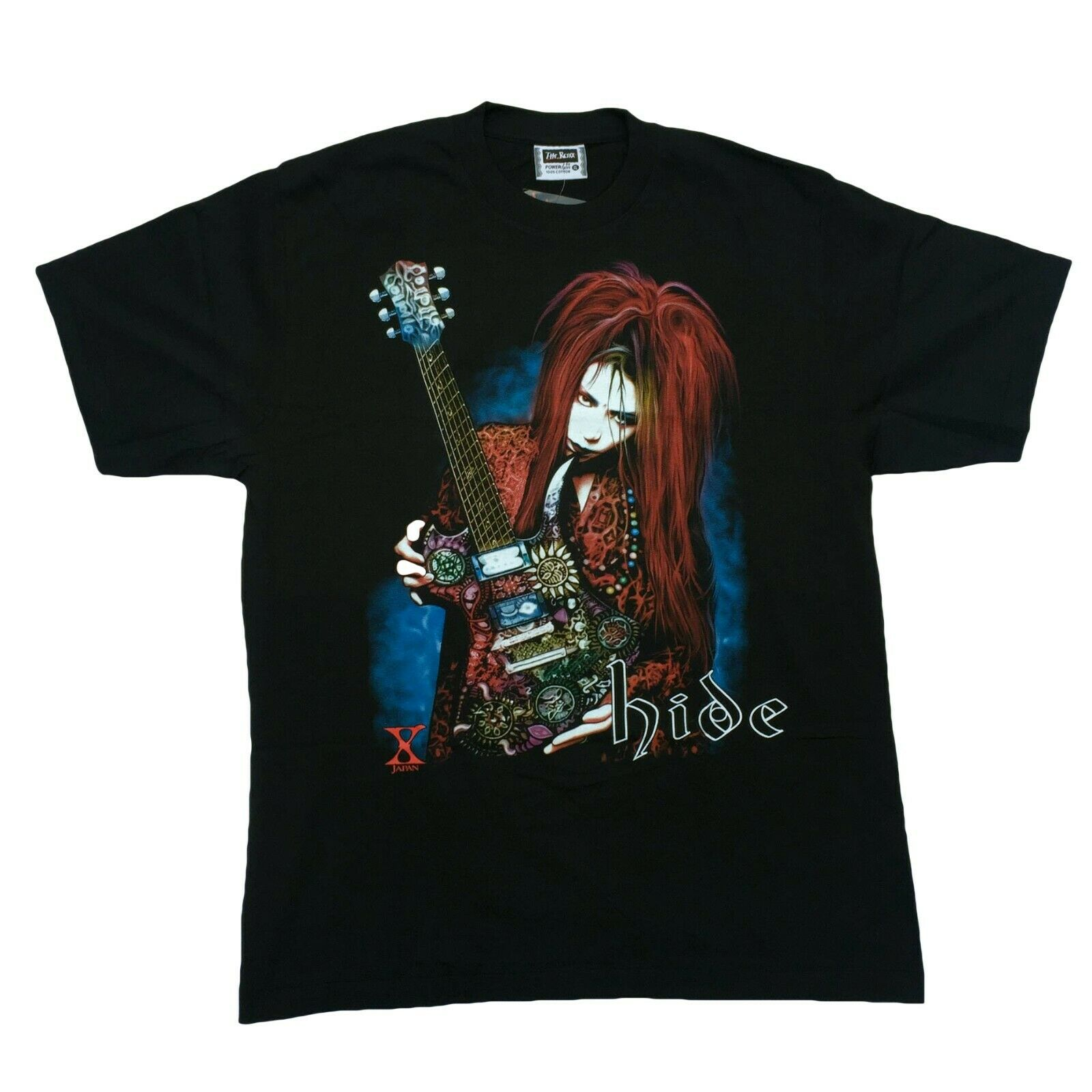 Hide X Japan T-Shirt Size Xl Deadstock Rare Vintage 90S Vtg Bootleg Nwt