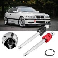Быстрый сдвиг Короткий бросок переключения передач подходит для BMW E30 E36 E39 E46 M3 M5 3/5 серии CNC алюминиевый гоночный сдвиг механическая коробка передач