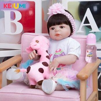 Кукла-младенец KEIUMI 23KUM2017071902 4