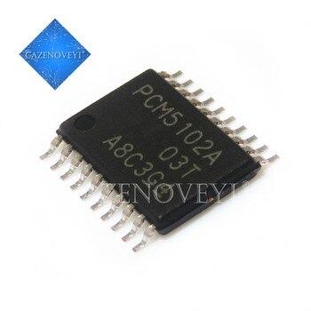 1pcs/lot PCM5102APWR PCM5102APW PCM5102A PCM5102 TSSOP-20 In Stock - discount item  8% OFF Active Components