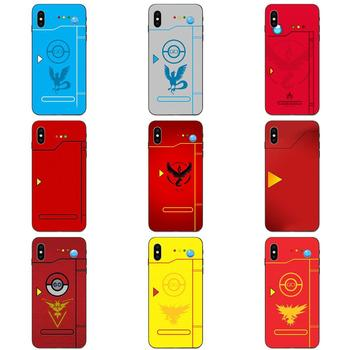 Soft TPU Protective For Galaxy A10S A20S A2 Core A30S A40S A50S A70S A90 5G M10 M30S M40 Note 10 Plus Pokedex Alt image