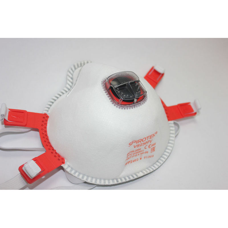 Respirador spirotek 2300 FFP3
