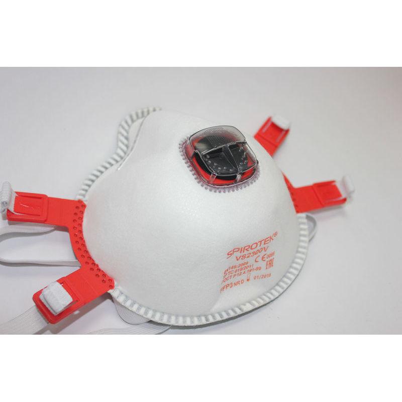 Respirator Spirotek 2300 FFP3