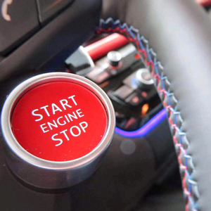 Image 5 - Direksiyon düğmeler BMW F10 F11 F30 F32 F15 F25 motor push start stop butonu kontak başlatma anahtarı spor modu kontrol