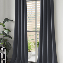 Blackout Curtains Blinds Drapes Bedroom Living-Room Finished Ready-Made Modern JRD Window