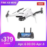 FIMI-Dron X8 SE con cámara de Mini Pro, transmisión de 8km, 4K, GPS, profesional, X8SE, Mini cuadricóptero con Control remoto