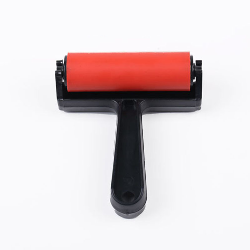 Diamond Red Painting Tool Roller DIY Diamond Painting Accessories For Diamond Painting Sticking Tightly 10cm
