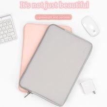 Luva do portátil case11 12 13 14 15 15.6 16 17 Polegada para todos os saco portátil bolsa de transporte macbook ar pro 13.3 caso à prova de choque laptopbag