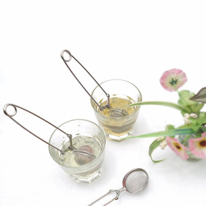 Image 4 - 1 pièces infuseur à thé en acier inoxydable passoire à thé filtre à sachets en métal thé infuseur à thé infuseur thé boule a the infuseur infuseur the