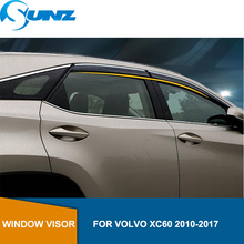 Window Shield Cover For VOLVO XC60 2010 2011 2012 2013 2014 2015 2016 2017  Sun Shade Awnings Shelters Guards SUNZ стоимость