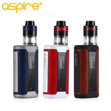 Electronic Cigarette Aspire Speeder Revvo 200W High Power Vape Support TC/VV/VW/TCR and CPS Modes Compatible with 18650 Cell