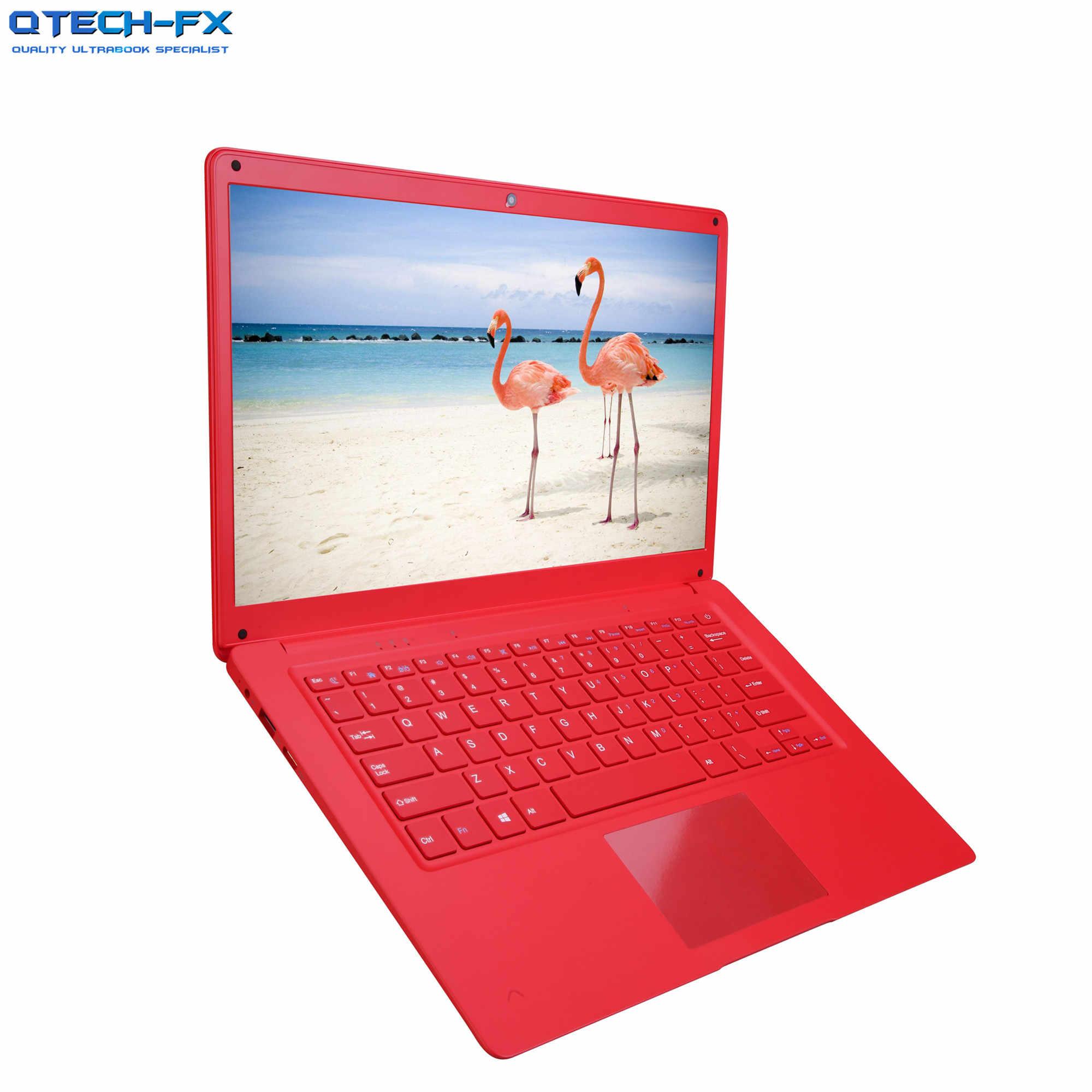 """14 """"IPS Ultrabook SSD 512 ギガバイト/256 グラムインテル 4 コア RAM 6 ギガバイトの Windows 10 ビジネススクールスペイン AZERTY ロシアキーボード"""