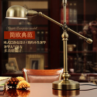 of bedroom the head of a bed lamp study country restores ancient ways the desk lamp that shield an eye personality