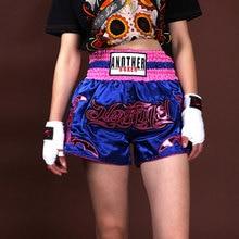 Thai Taekwondo swimsuit gym martial arts Boxing Shorts BJJ Sanda wrestling sports shorts clothing