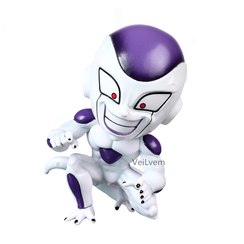 2 In 1 Dragon Ball Z Majin Buu Majin Boo Freeza Frieza Action Figure PVC Toys Collection Doll Anime Cartoon Model