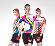 2020  Nuckily Woman Cycling Sets Bike uniform Summer Women's Cycling Jersey Set Road Bicycle Jersey Breathable Cycling Clothing tl 100 digital manometer air pressure meter portable pressure gauges handheld u type differential pressure meter
