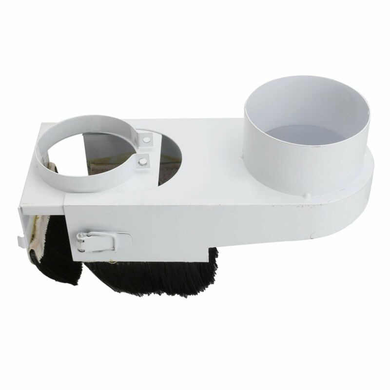 High Quality 80mm Dust Cover Cleaner Spindle Shoe For CNC Router Engraving Milling Machine