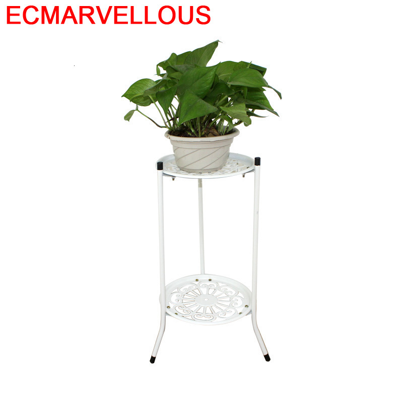 Porta Piante Garten Dekoration Balcony Decoration Decoracion Exterior Afscherming Stand Flower Shelf Balcon Balkon Plant Rack