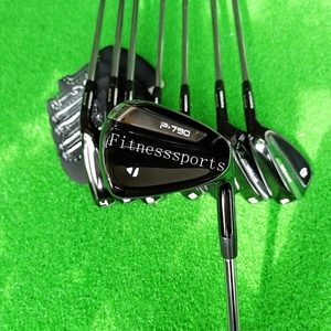 New golf irons P790 irons Forged set Limited Edition Regular/Stiff Steel/Graphite Shafts With Headcovers Fast Shipping